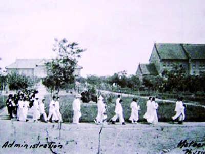 1948年齐鲁大学曾拟迁往青岛 因校舍问题流产