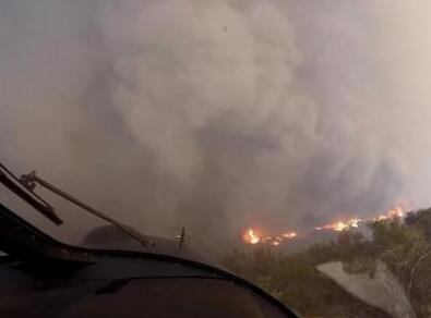 美加州山火致85人死249人失踪