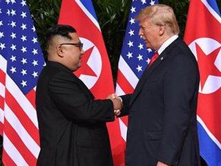 特朗普表示:或将于明年一二月与金正恩再次会晤