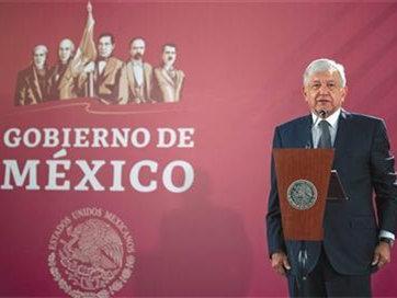 """墨西哥新总统上任""""三把火"""" 发布多项举措"""