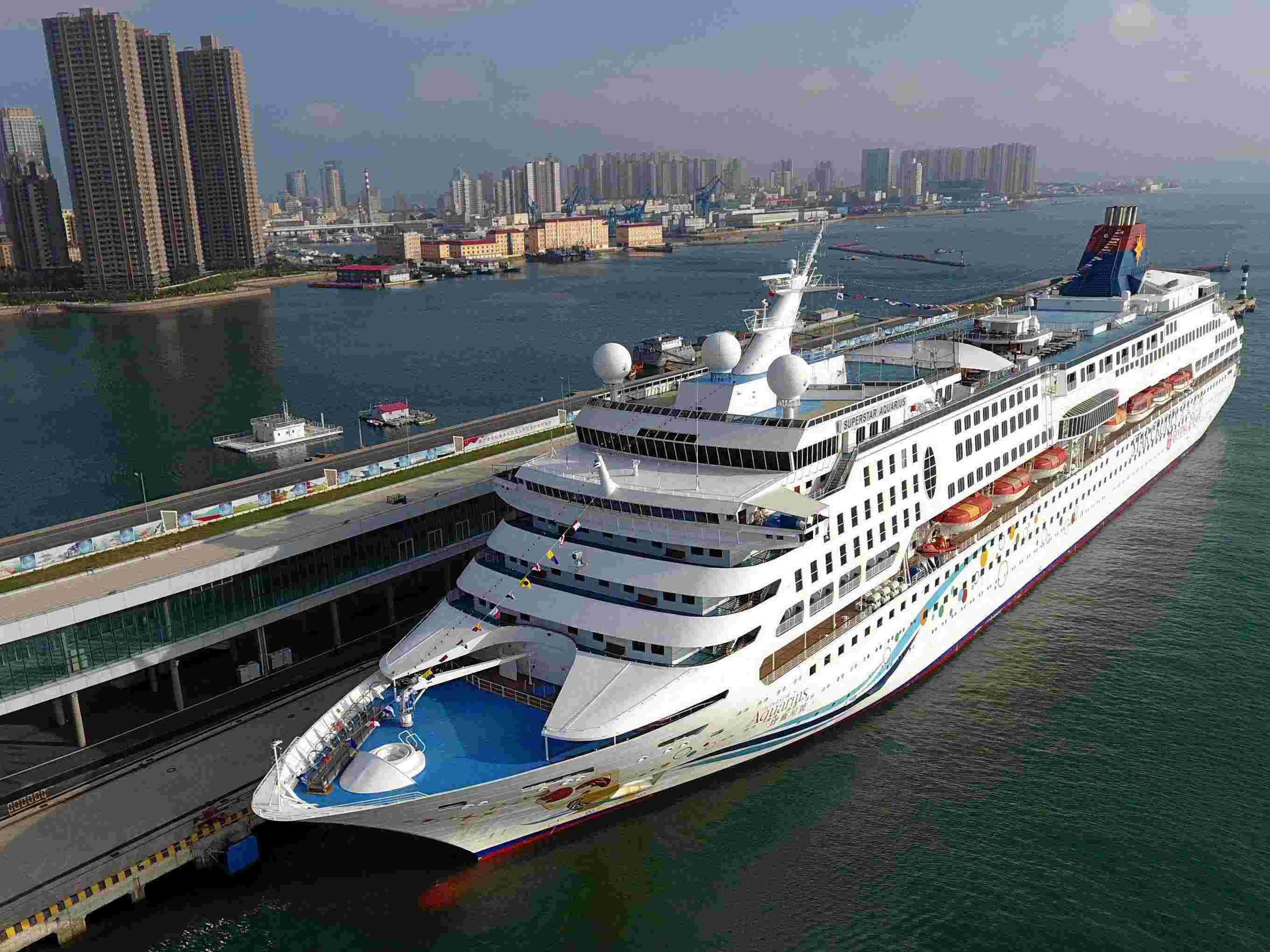 """""""真金白银""""补贴,青岛促进邮轮旅游发展将这样做!"""