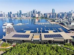青岛国际会议中心荣获中国最具竞争力会议中心