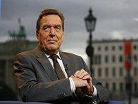 """德国前总理施罗德谴责美国施压""""北溪-2""""项目"""