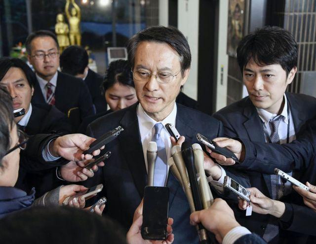 日本不满扣押日企资产 就劳工案召见韩国大使