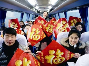 """春运大幕今天正式拉开,""""铁公机""""准备好了!"""