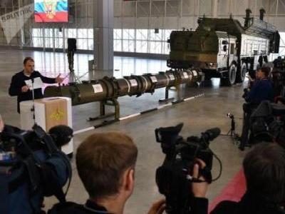 """俄展示""""违约""""导弹以示透明 美英法德等代表缺席"""