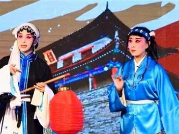 """即墨区段泊岚镇柳腔入选 """"中国民间文化艺术之乡""""名单"""