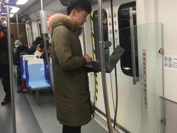 青岛地铁11号线完成5G网络覆盖测试(图)