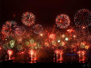 视觉盛宴!正月十五日晚,胶州将举行新春焰火晚会