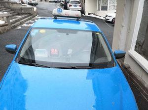 """青岛严查出租车第一天:7部出租车、网约车""""栽了"""""""