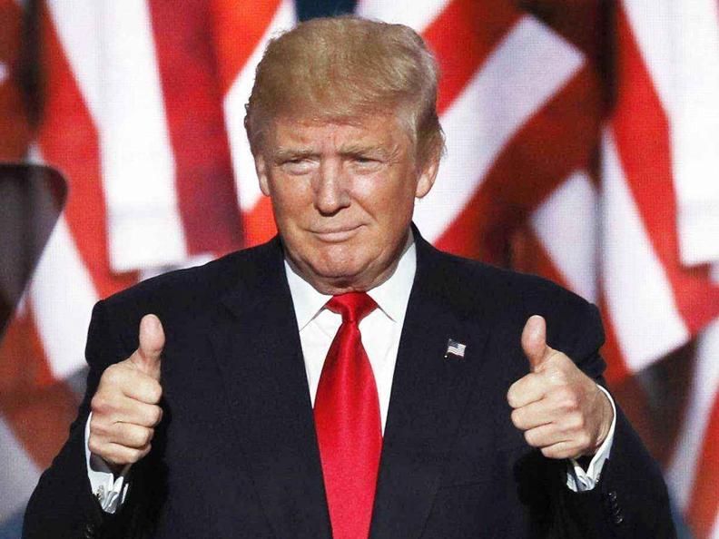 美国总统特?#21183;招?#24067;将推迟3月1日上调中国输美商品关税的计划