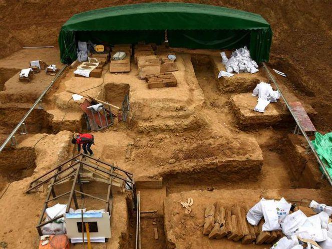 """河南考古新发现:千年美酒其实是""""仙药"""""""