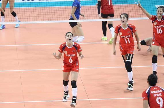 女排超级联赛:季军争夺战江苏不敌上海