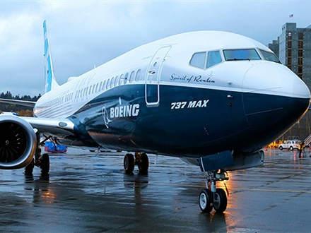 特朗普下令禁飞所有波音737 MAX系列飞机后 波音股价下跌