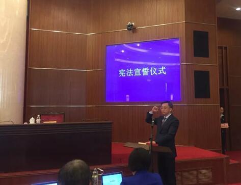 薛庆国被任命为青岛市人民政府副市长