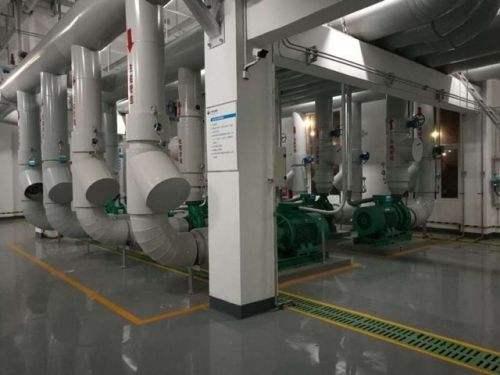 比天然气锅炉省钱!西海岸新区投用新型水煤浆锅炉