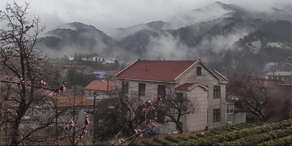 崂山:云雾缭绕似人间仙境
