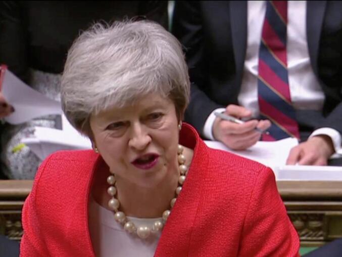 英國議會通過投票主導脫歐進程 三名部長辭職