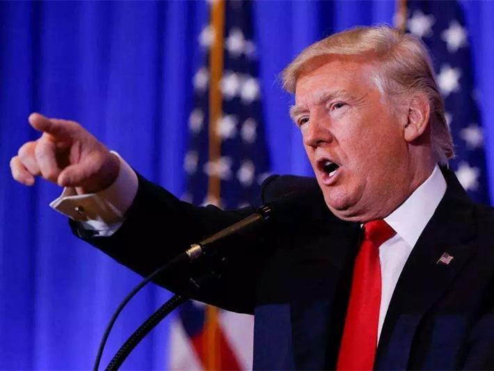 """特朗普簽署公告正式承認以色列對戈蘭高地""""主權"""""""