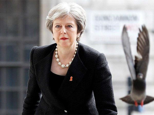 """脱欧""""大戏""""再迎转折:英议会将就各选项进行投票"""