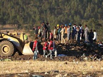 外媒:埃航空难初步报告今将公布 事故原因引关注