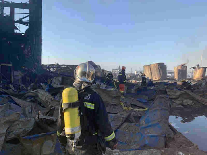 江蘇響水爆炸事故又有17人被采取刑事強制措施