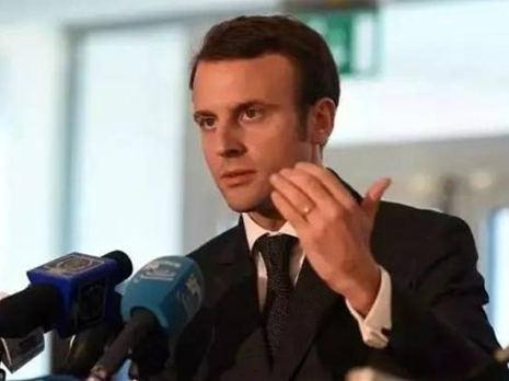 马克龙发表电视讲话 希望用5年时间重建巴黎圣母院