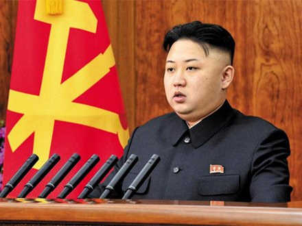 金正恩觀摩并指導朝鮮新型戰術制導武器試射