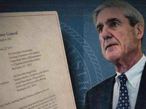通俄门报告公布:特朗普称胜利 民主党要求穆勒作证