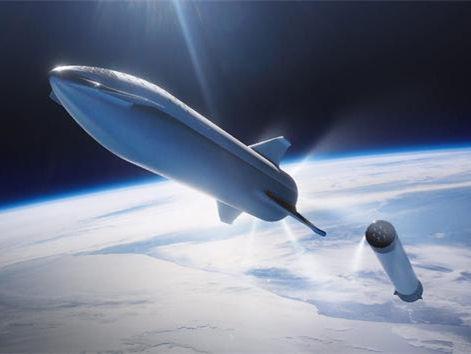 """SpaceX测试发生事故 """"龙""""飞船几乎被摧毁"""