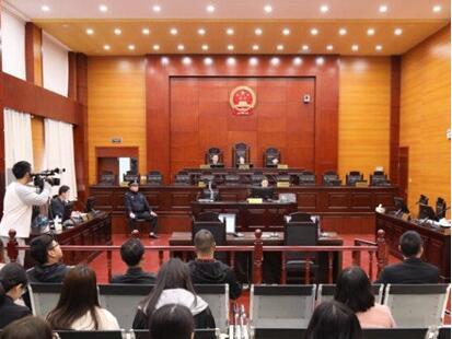 首设异地巡回法庭!青岛知产法庭敲响异地审案第一槌