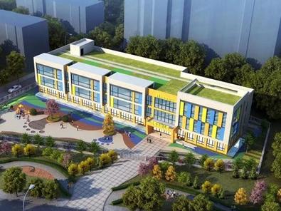 李滄、嶗山各添一所幼兒園 楊哥莊配套幼兒園即將開工