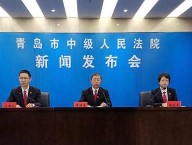 青島中院發布全省首個中英文知識產權司法保護白皮書
