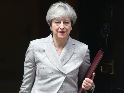 英國脫歐協議談判無進展 保守黨促首相交辭職時間表