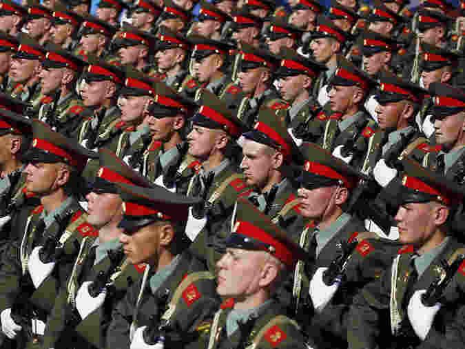 俄羅斯今將在紅場舉行衛國戰爭勝利74周年閱兵