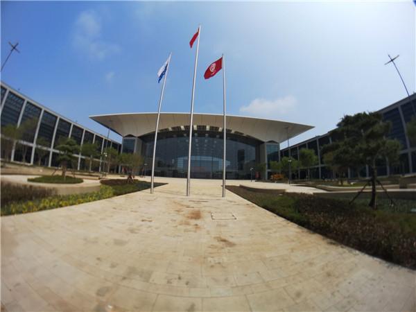 明天,青島開通直達紅島國際會展中心公交線路!