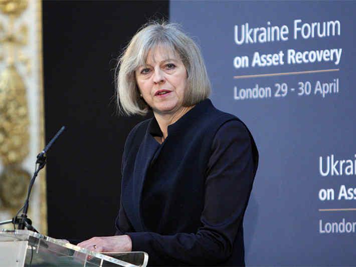 第四次投票?英首相擬6月初將脫歐協議提交議會
