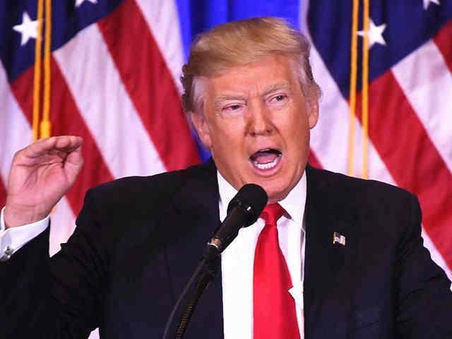 特朗普称美将对墨西哥加征5%关税 直到移民问题解决