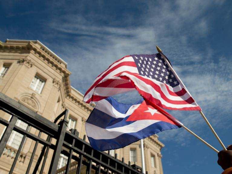 美国将采取措施限制12种旅行类别前往古巴