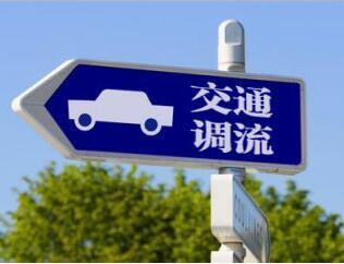 今天起,青岛这座立交桥半封闭施工,途经车辆注意绕行