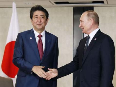 日方将争议岛屿标注为日本领土 俄递交抗议照会