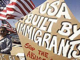 美移民局局长:已准备好将100万无证移民驱逐出境