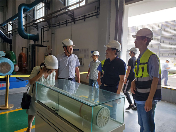 青島順利通過2019年國家節水型城市復查驗收