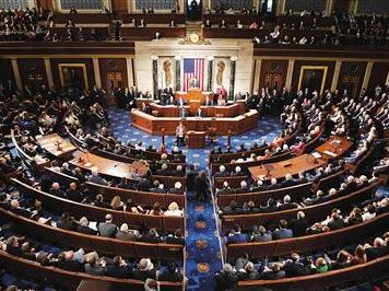 美众院高票否决弹劾总统案 特?#21183;眨?#19981;许再弹劾了