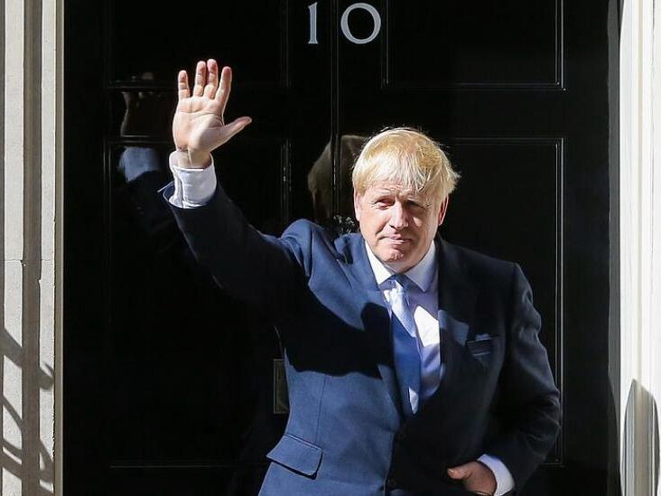 約翰遜上任后首次出席英議會辯論 促歐盟重新談判