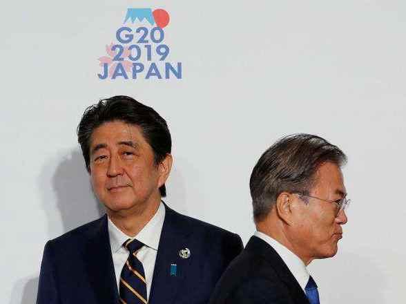 文化等多領域反日情緒高,日韓矛盾全方位延燒!