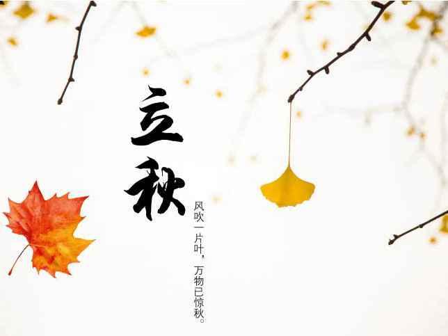 """立秋里的儀式感:今天你""""啃秋""""了沒?"""