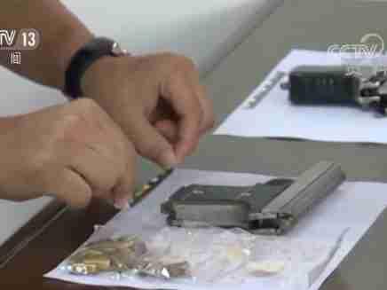 公安部公布打擊槍爆犯罪十大典型案例
