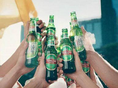 """青島啤酒""""冬奧環球之旅""""火熱進行"""