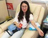 青島各血型庫存走低 334名市民接求助短信后響應獻血